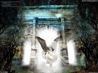 Goth Angel | Dark Gothic Wallpapers