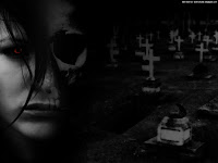 Poze Horror   Dark Gothic Wallpapers