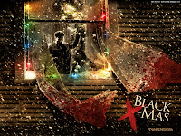 Black Christmas Wallpaper 2 | Dark Gothic Wallpapers