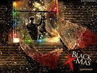 Black Christmas Wallpaper 2 | Dark Gothic Wallpapers