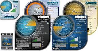 Xirrus WiFi Inspector vnk0n9