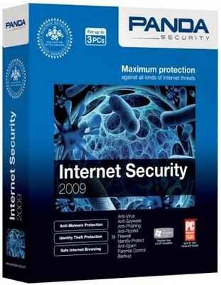 Panda Internet Security 2009 + Genuine Serial Panda Internet Security 2009 Build 14