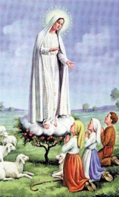 Fátima - Altar do Mundo Fatima 5B1 5D