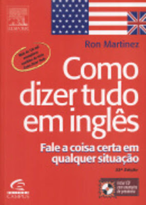 Como dizer tudo em inglês + CD fotop 1995 3 5B1 5D