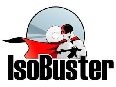 IsoBuster 2.5 + Serial ghjm