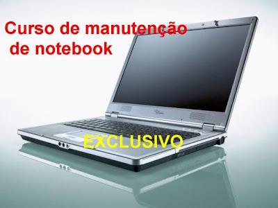 Conserto e Manutenção de Notebooks - Curso Completo 27394789 1 5B1 5D