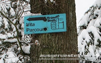 Trimm Dich Pfad - Vita Parcour