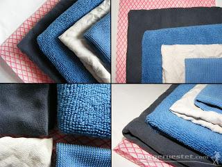 Outdoor und Trekking Handtücher aus Mikrofaser
