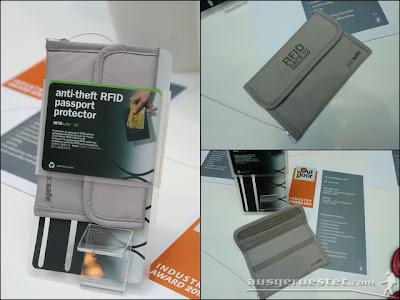 Pacsafe RFID Safe