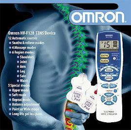 TENS digital OMRON HVF-128