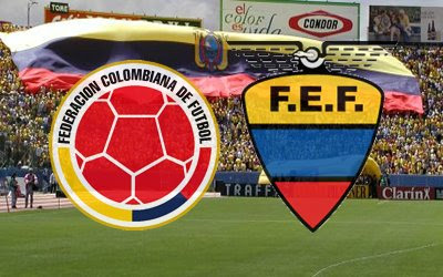Ver Colombia Vs Ecuador Online en Vivo – Partido amistoso 8 de Octubre