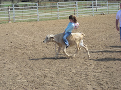 Deserae's ride