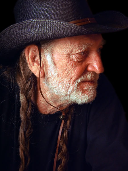 Chasing Santa Fe: ODE TO A SHIRT & WILLIE NELSON