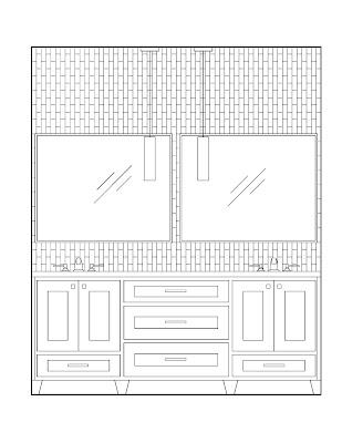 Bathroom Vanity Against Wall. Image Result For Bathroom Vanity Against Wall