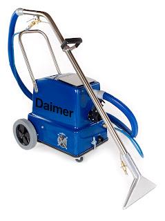 Dual Function Carpet Extractors