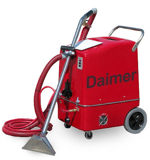 How Carpet Extractors Work