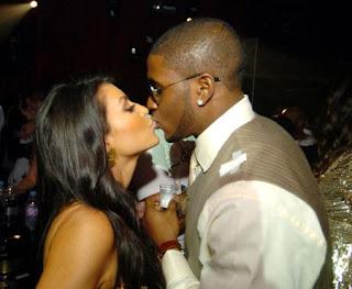 Kim Kardashian Gets Cozy With NFL Star Reggie Bush Pictures