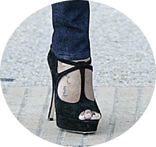 Zoe Saldana's Tattoo