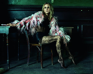 Diane Kruger Covers Marie Claire UK