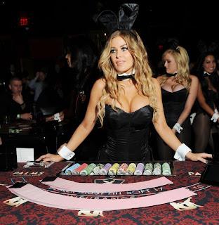 Carmen+Electra+At+Playboy+Club+at+the+Palms+