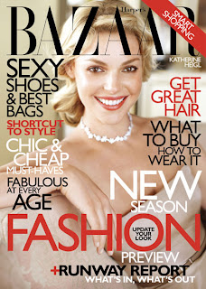 Katherine Heigl:June 2010 Harpers Bazaar Hottie