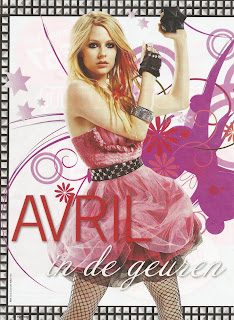 Avril Lavigne in 2nd Hitkrant