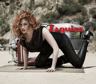 Christina Hendricks: Esquire magazine Sept. 2009