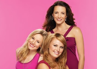 Kristen Bell, Kristin Davis, & Malin Akerman - Self Magazine Oct 2009