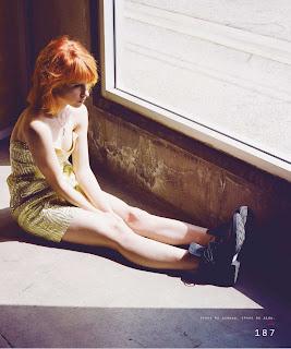 Hayley Williams Sexy in Nylon
