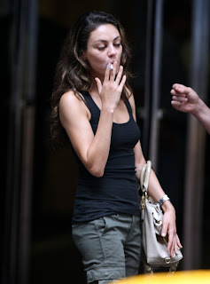 Mila Kunis is Smoking Hot