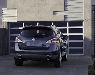 2011 Nissan Murano Crossover SUV