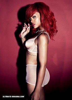 rihanna magazine gq. Rihanna Hot in British GQ