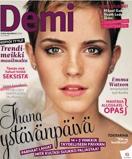 Emma Watson in Demi Magazine