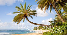 Peace: Island of Oahu, Hawaii