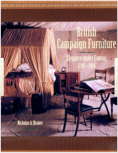 Though Published In 2001 With A Cover Price Of $45, The OOP British  Campaign Furniture Sells For $275 And Up On Amazon. I Wish I Knew About It  When It Came ...
