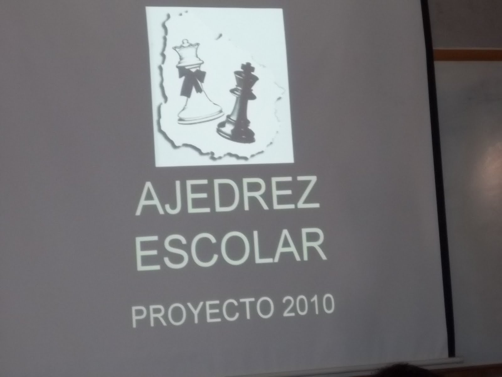 Taller De Ajedrez Chaturanga Ajedrez Escolar Proyecto 2010