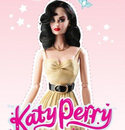 katy perry diventa una bambola a tiratura limitata e vuole lindsay lohan nel suo nuovo video