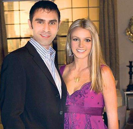 britney spears, natale in india con il nuovo fidanzato