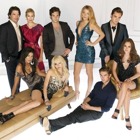 gossip girl contro 90210: le foto promo ufficiali