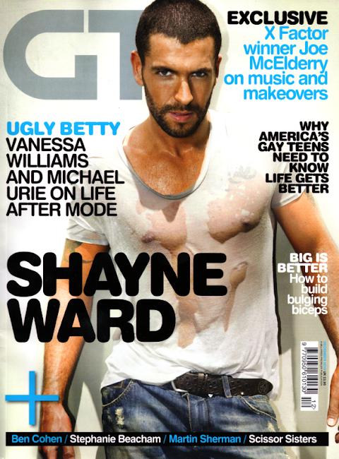 shayne ward sexy e friendly su gay times
