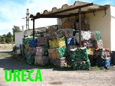 Plástico acopiado en URECA