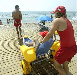 Discapacidad y salud turismo accesible para for Sillas para discapacitados
