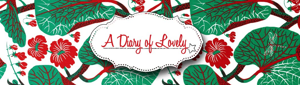 A Diary of Lovely