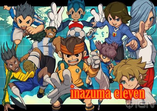 Inazuma Eleven-นักเตะแข้งสายฟ้า