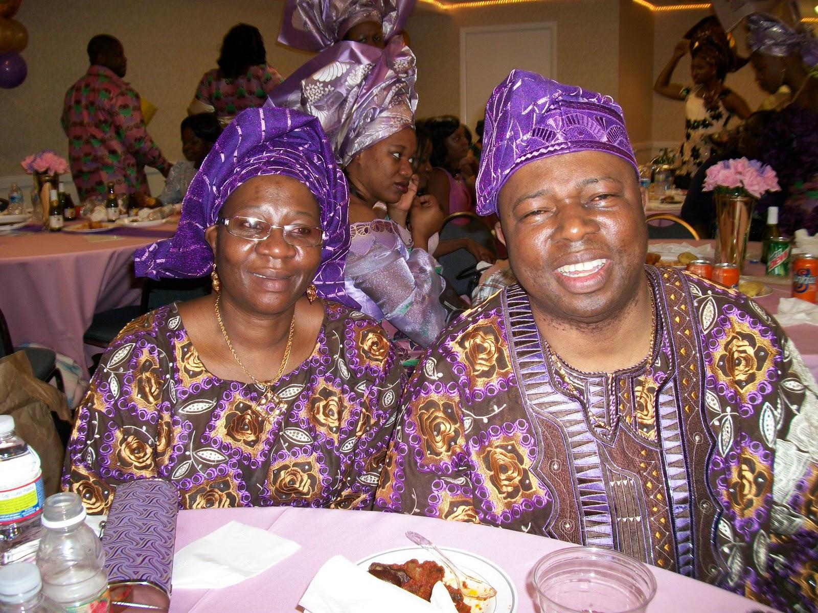 Mrs. Oladeinde's 60th Birthday Celebration! | Sociable Susan Magazine
