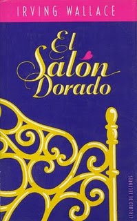 El salon dorado   Irving Wallace