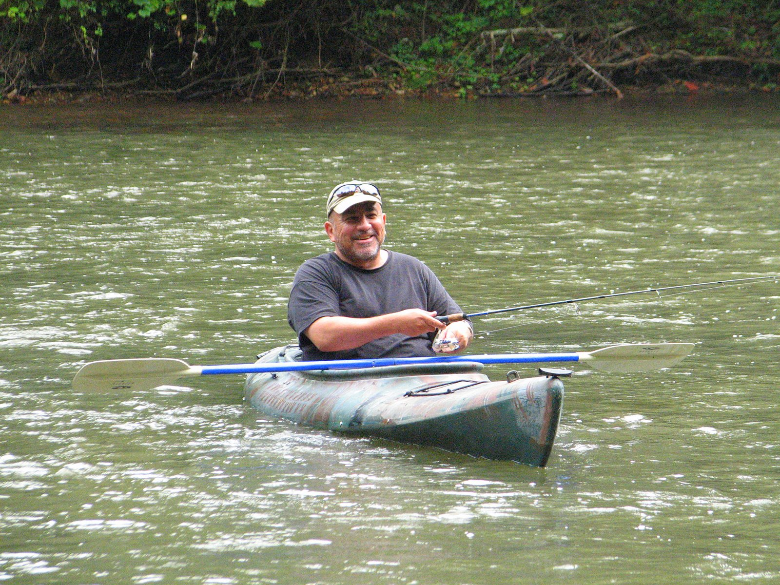 Recreation in west virginia the new river is a great for West virginia fishing
