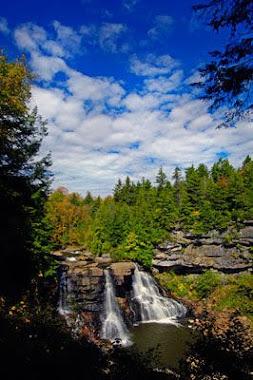 4 info on Blackwater Falls click image