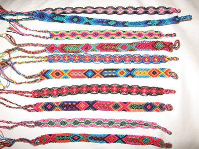 Gangsta Bride: Friendship bracelets