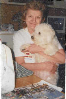 Sylvia and Cherokee Elvis